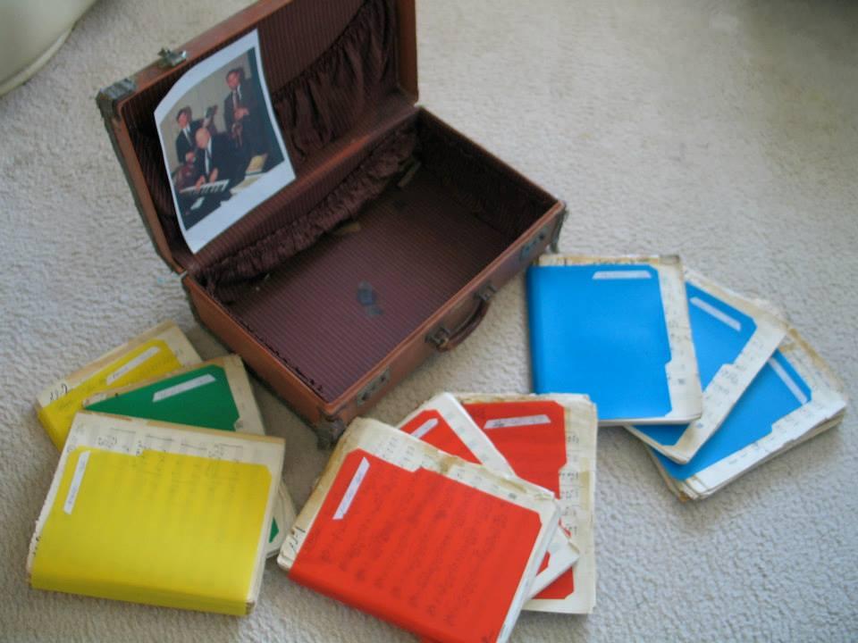 An Inherited Treasure - the G.S. Set