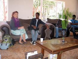 Flashback: Swaziland Chronicles - Day 3 - Morning Workshop
