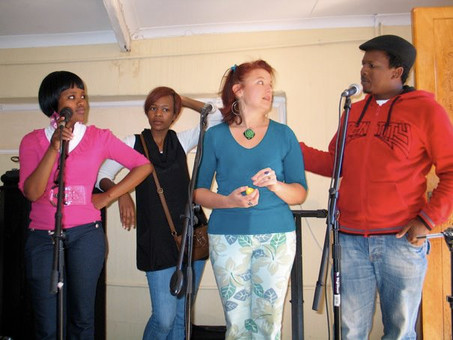 FLASHBACK: Swaziland Chronicles - Day 3 - Afternoon Jam/Rehearsal
