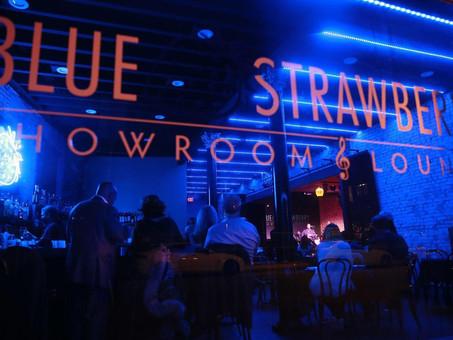 Meet me in Saint Louis... Blue Strawberry - Nov 9