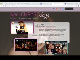 New Beginnings - from Keri Chryst Jazz!