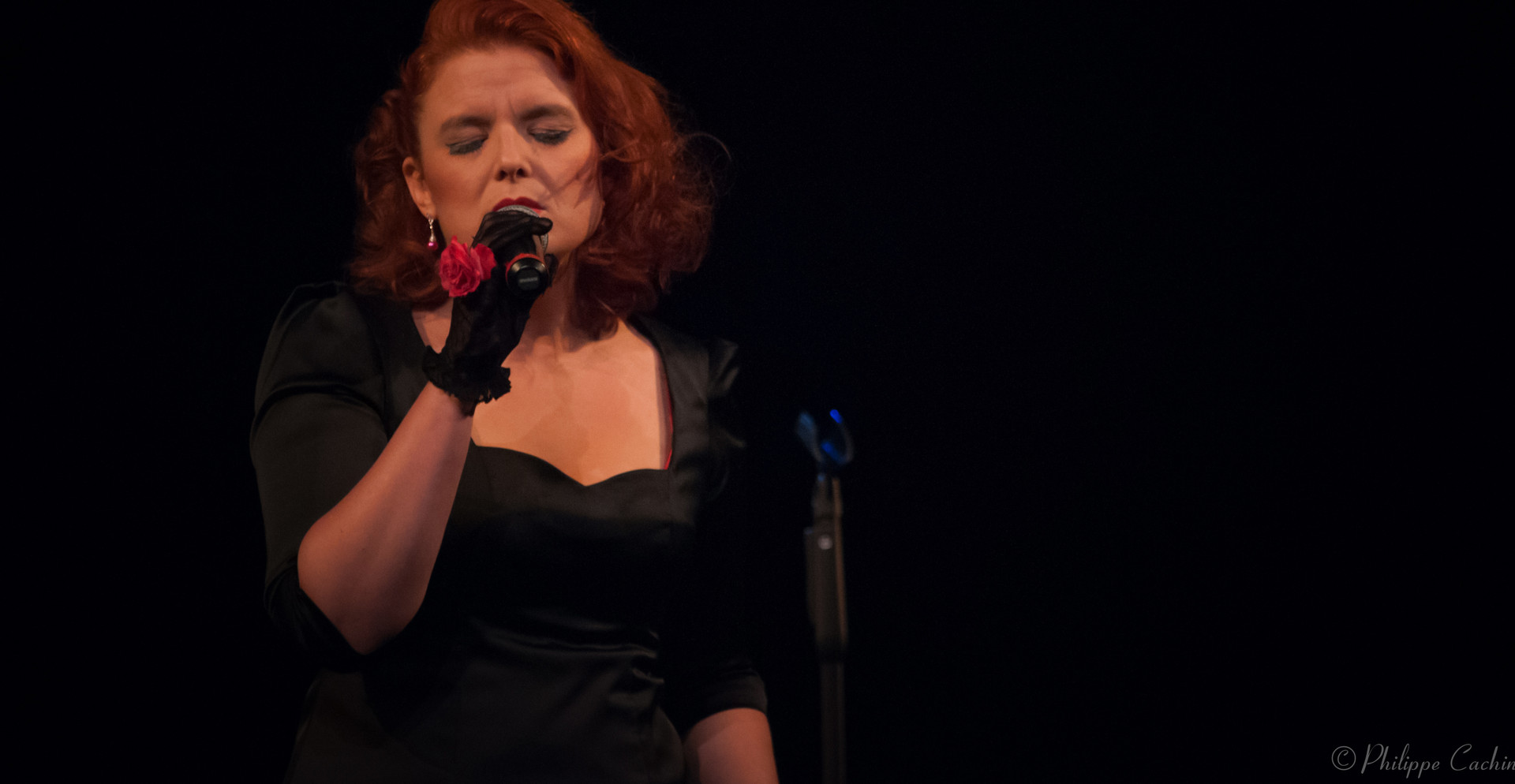 Live in Paris - Théâtre Ranelagh