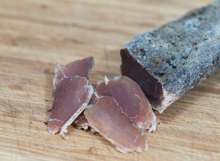 Filet de porc au goût fumé