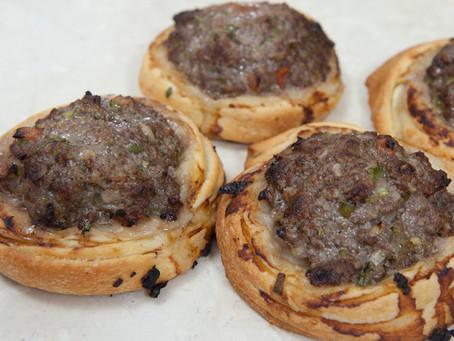 Tartelettes à la viande