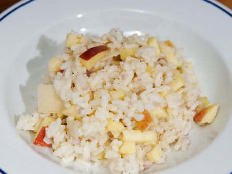 Salade de riz « Risotto»