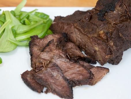 Basse côte de boeuf pour BBQ ou four