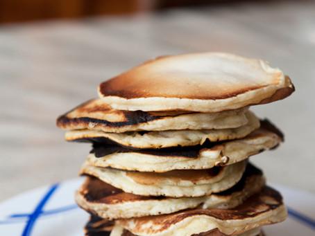 Pancakes maison