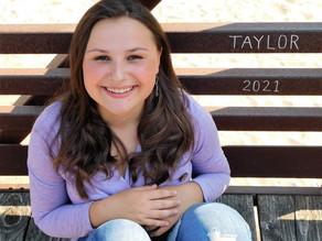 Senior Spotlight: Taylor Williams