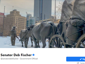 U.S. Senator Fischer: Apr 2