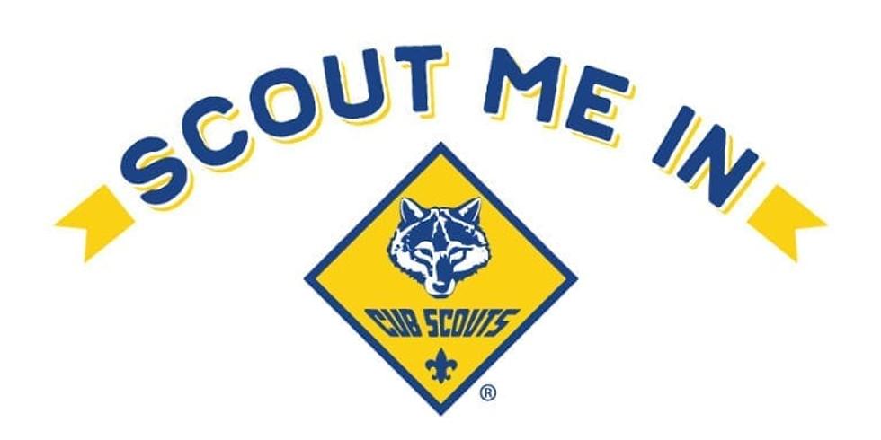 Cub Scout Recruiting Night (Blair)