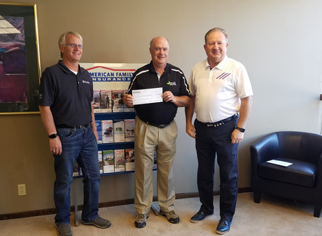 BACF receives $2500 Grant