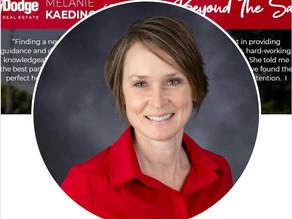 Melanie Kaeding: Mar 9
