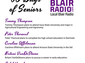 Senior Spotlight: August 7