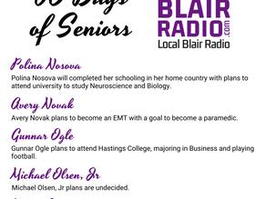 Senior Spotlight: July 24