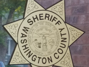 Washington County Sheriff: May 21