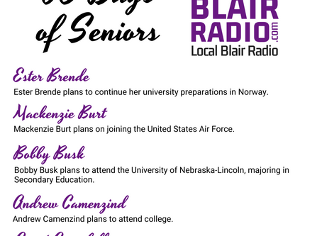 Senior Spotlight: June 26