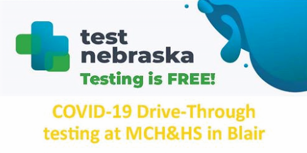 Covid-19 Drive-Through Testing