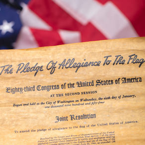 Pledge of Allegiance: 8th Grade