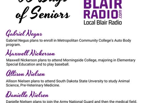 Senior Spotlight: July 23