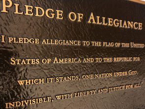 Pledge of Allegiance: 7th Grade