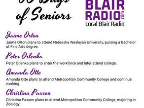 Senior Spotlight: July 27