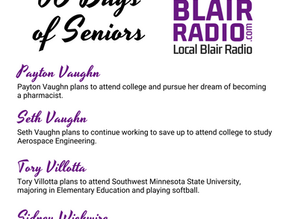 Senior Spotlight: August 10
