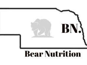 Blair Bear Nutrition: Jan 13