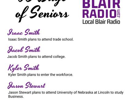 Senior Spotlight: August 4