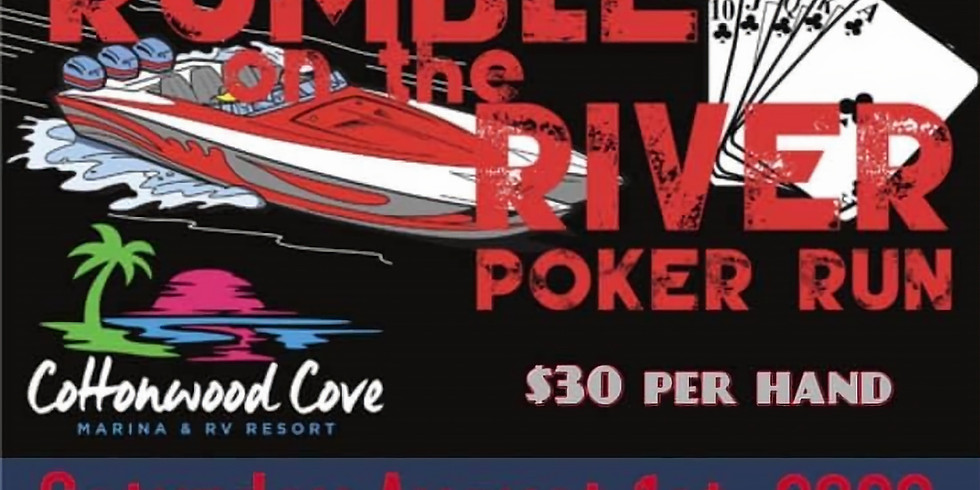 Rumble on the River Fundraiser