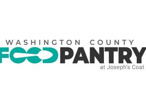 Washington County Food Pantry: Jan 8