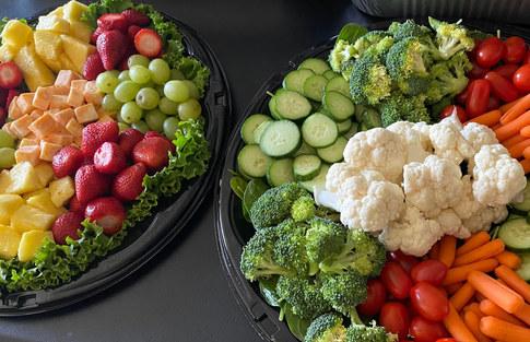 FRUIT & VEGETABLE TRAY