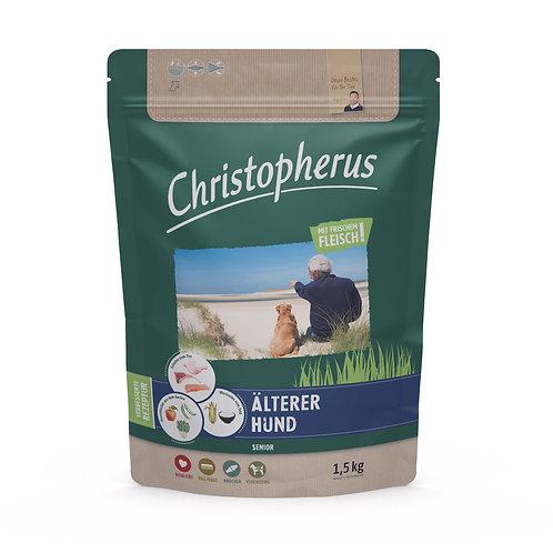 Trockenfutter - Christopherus - Älterer Hund