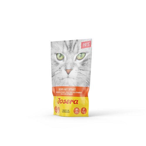 Nassfutter – Josera – Paté – Huhn mit Spinat, Josera, Haustier-Schlaraffenland, Katzenfutter