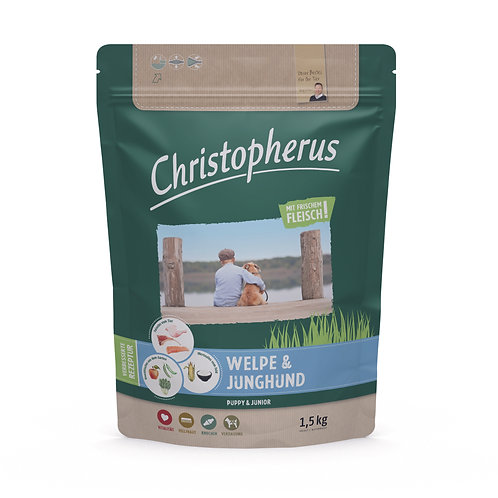 Trockenfutter - Christopherus - Welpe & Junghund