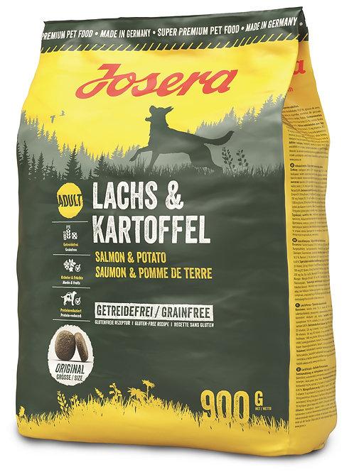 Trockenfutter - Josera - Lachs & Kartoffel