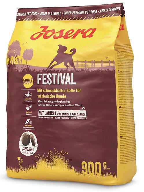 Trockenfutter - Josera - Festival