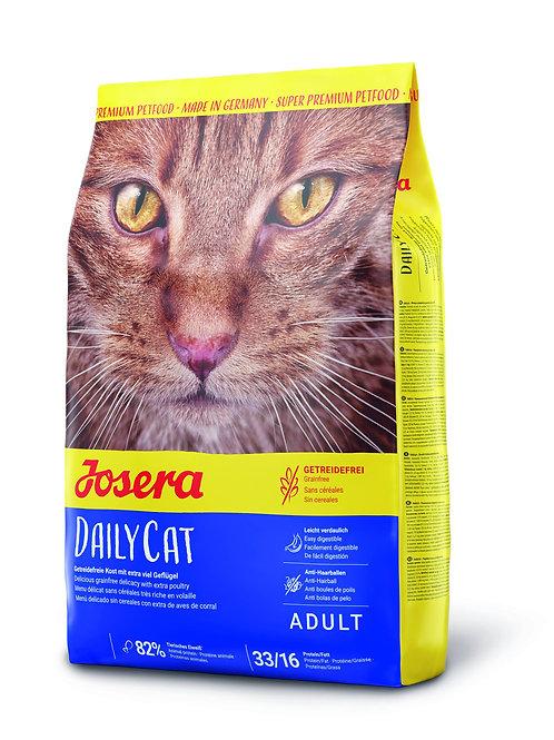 Trockenfutter - Josera - DailyCat, Haustier-Schlaraffenland, Josera, Katzenfutter
