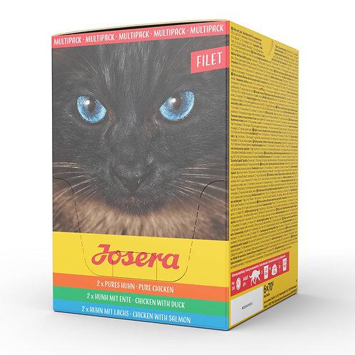 Nassfutter – Josera – Filet – Multipack, Josera, Haustier-Schlaraffenland, Katzenfutter