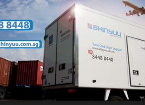 Shinyuu: Enabling cold chain transport
