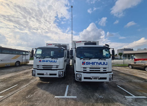 Singapore's most trusted cold chain transporter