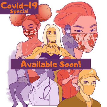 Covid-19 special comic book- order physi