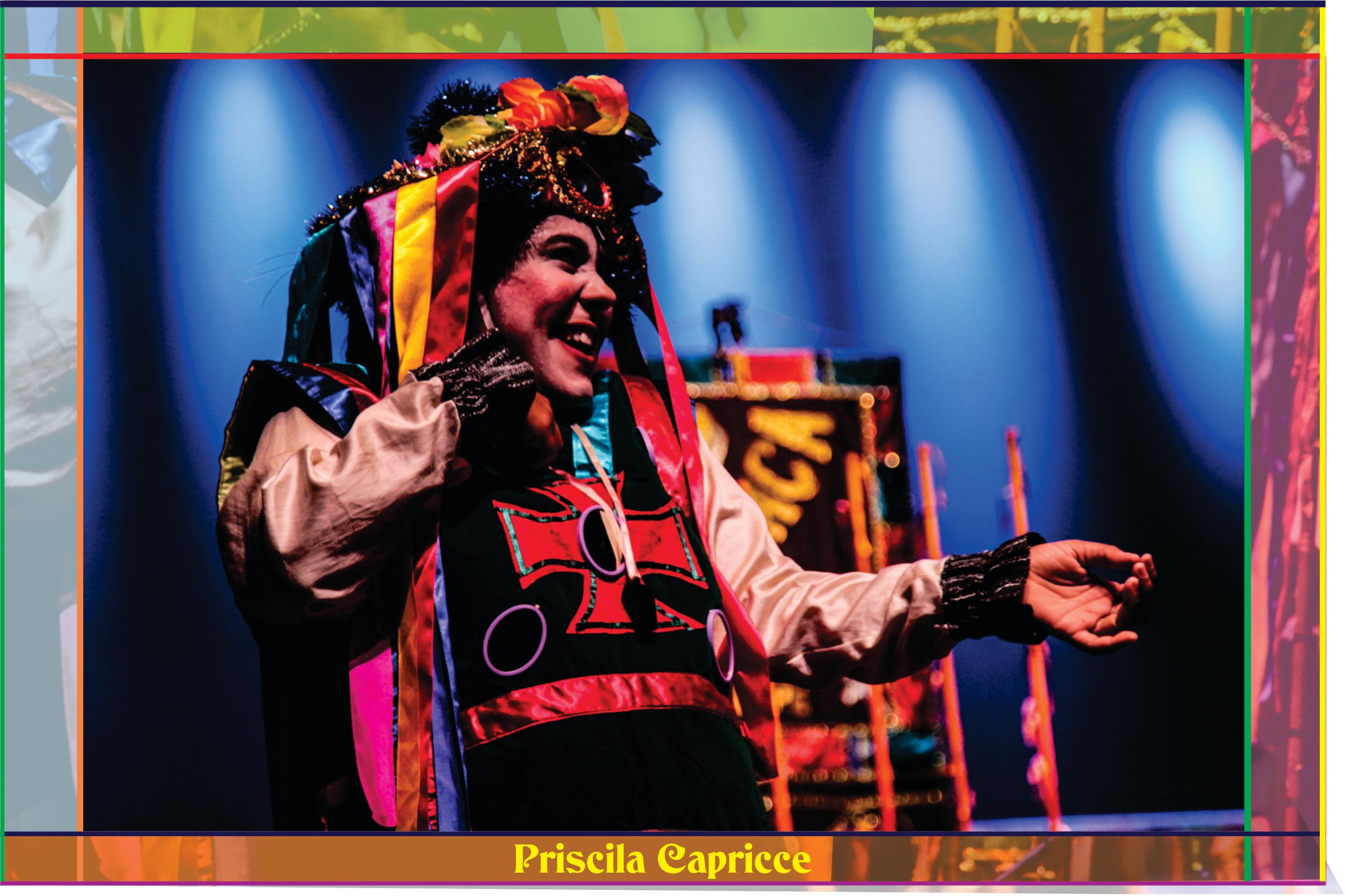 Priscila Capricce