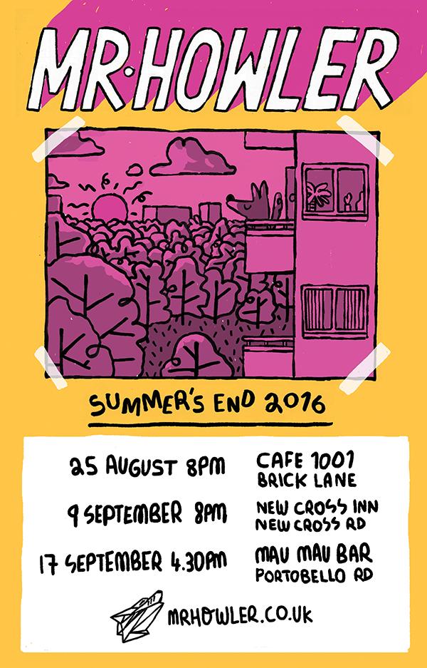 Summer's End 2016