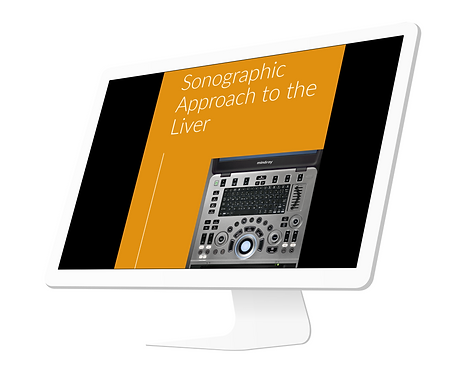Sonographic Approach to the Liver Parts 1 & 2