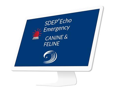 SDEP® Echo Emergency: Canine & Feline