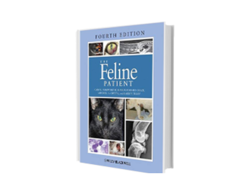 "Dr. Gary Norsworthy Releases 4th Edition ""The Feline Patient."""