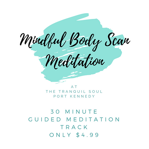 Mindful Body Scan Meditation