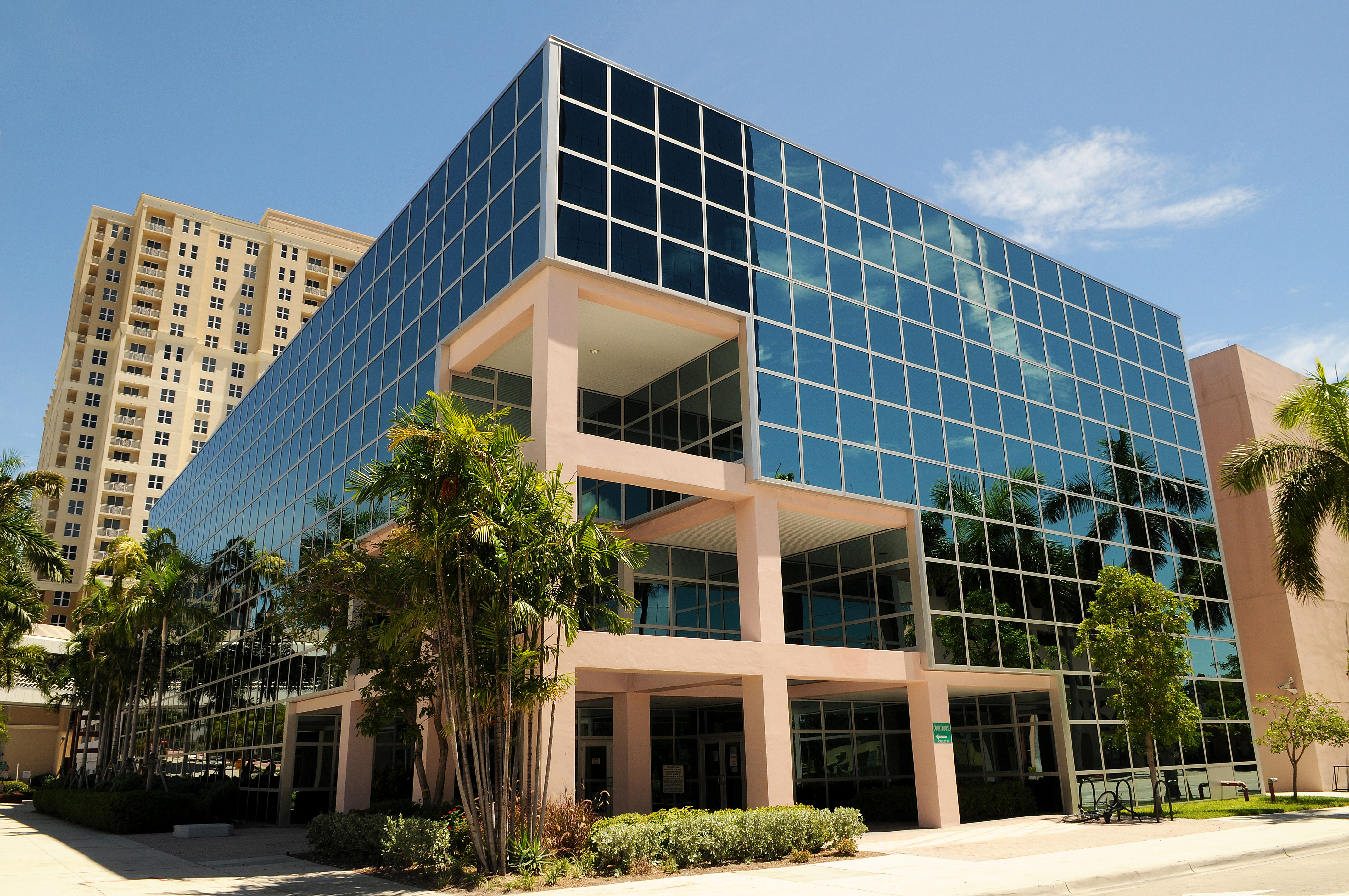 Broward County Mid Rise Office Building