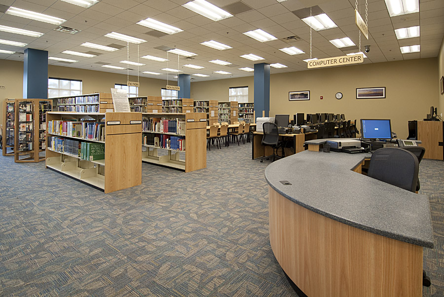City of Lauderdale Lakes Library & Community Center