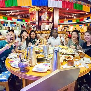 Mongolian Buddy Night